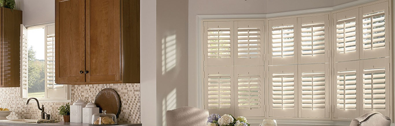 Luxaflex - Products - Shutters and Venetians - Country Woods Timber Venetians Bottom