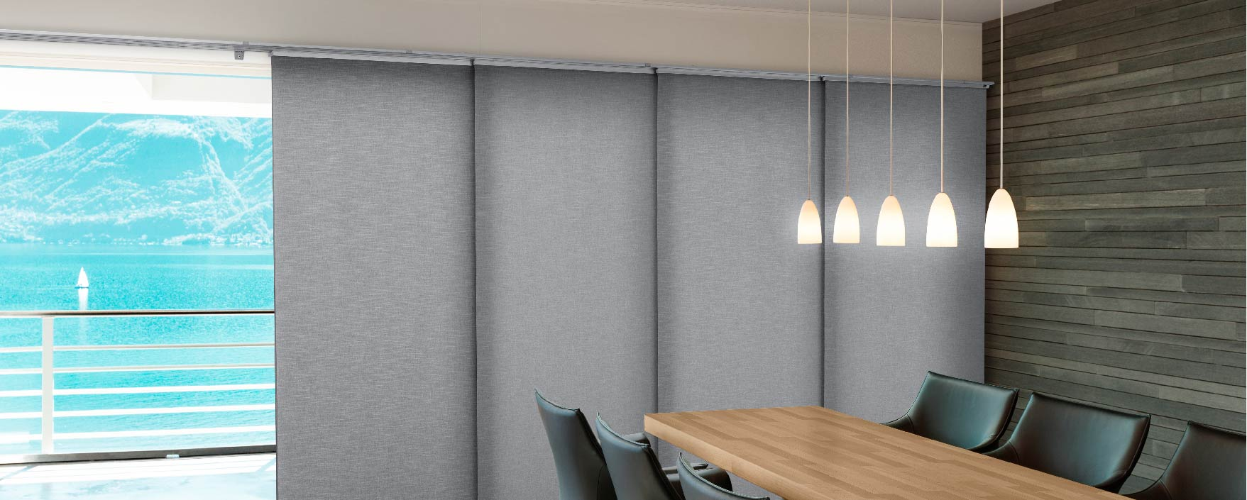 Panel Glide Blinds | Panel Blinds | Mackay Curtain Making Service Mackay