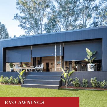 Luxaflex Evo Awnings