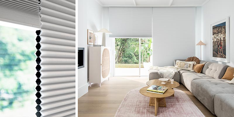 Luxaflex - Blog - Cool Tips for Summer - Duette Shades