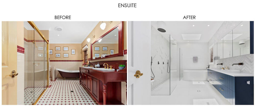 Selling Houses Australia - Season 13, Episode 10, Ensuite - Before and After
