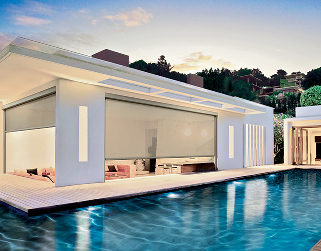 Component - Everview Plus Contemporary Awnings