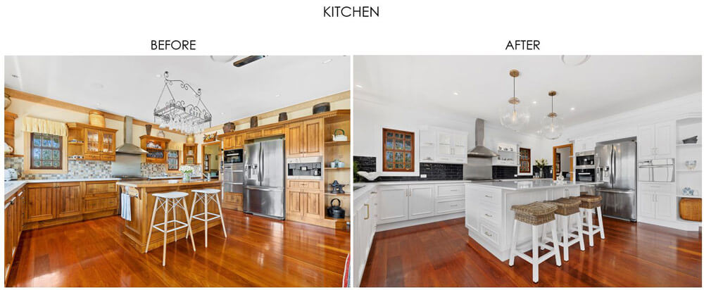 Selling Houses Australia - Season 13, Episode 10, Kitchen Before and After