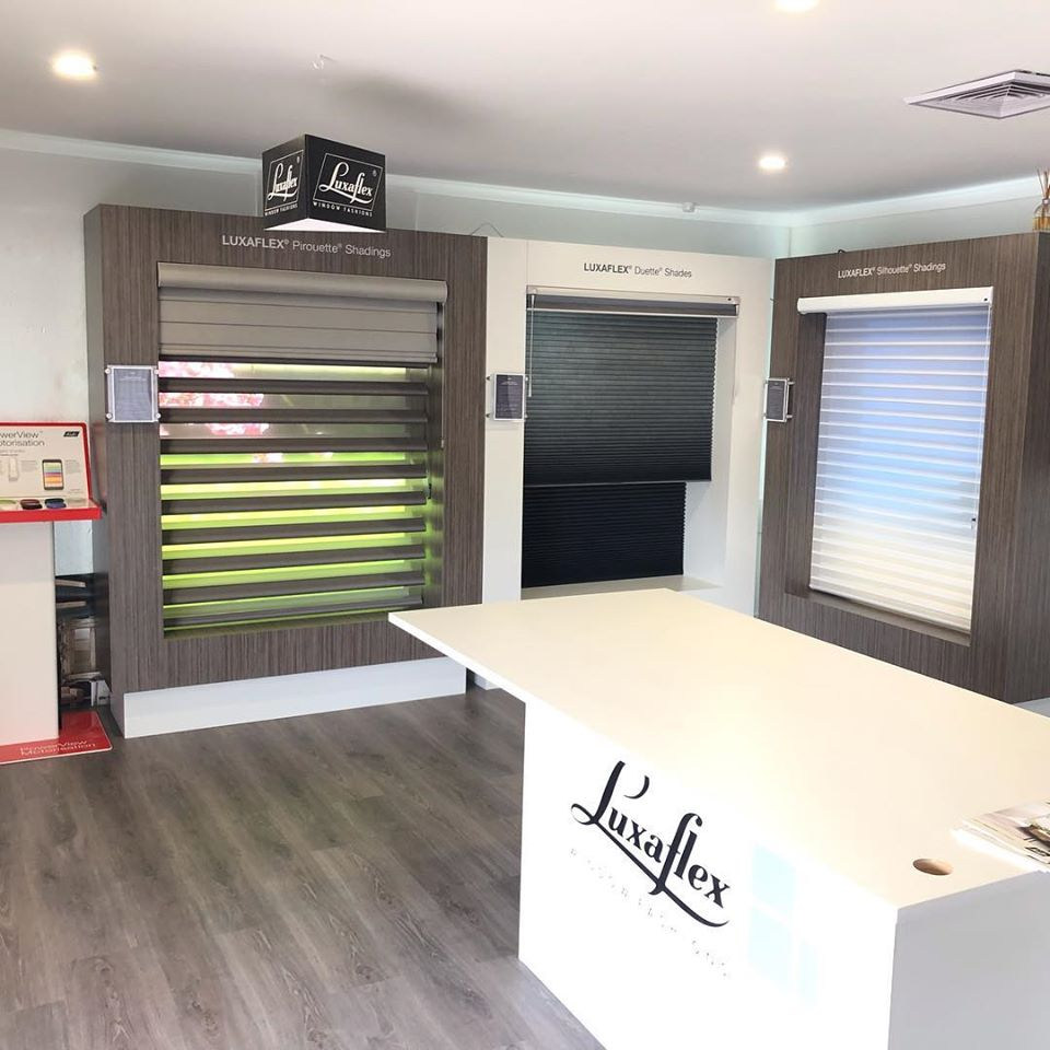 LM Curtains Showroom