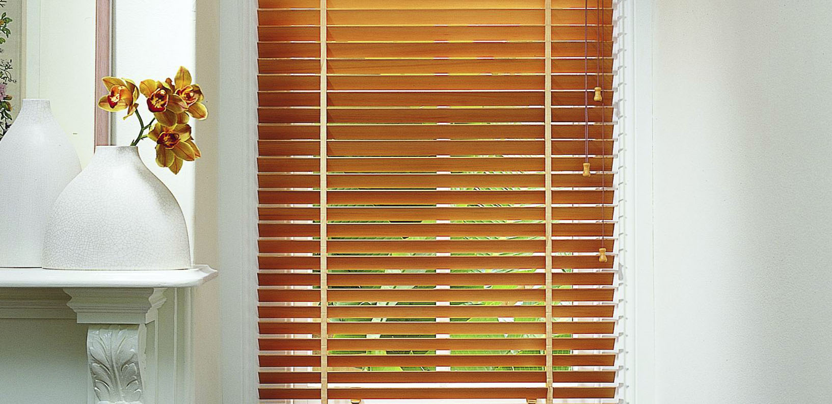 Country Woods® Timber Venetians