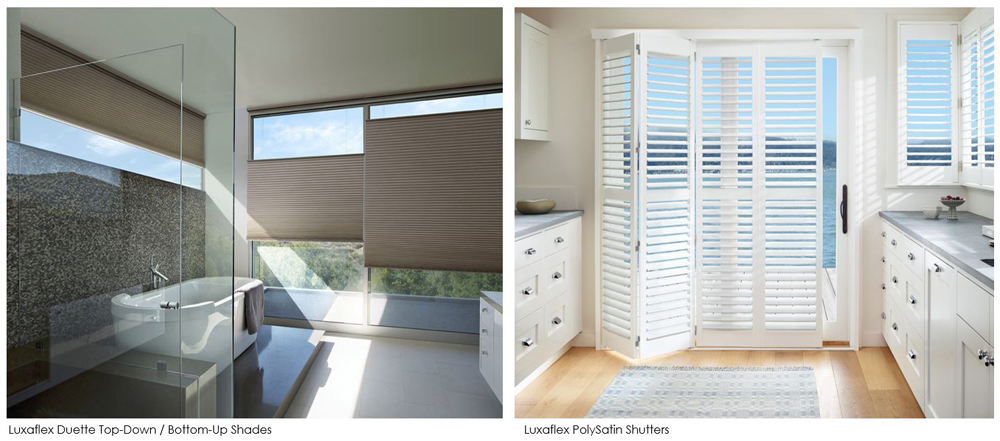 Consideration 1: Privacy and Light Control