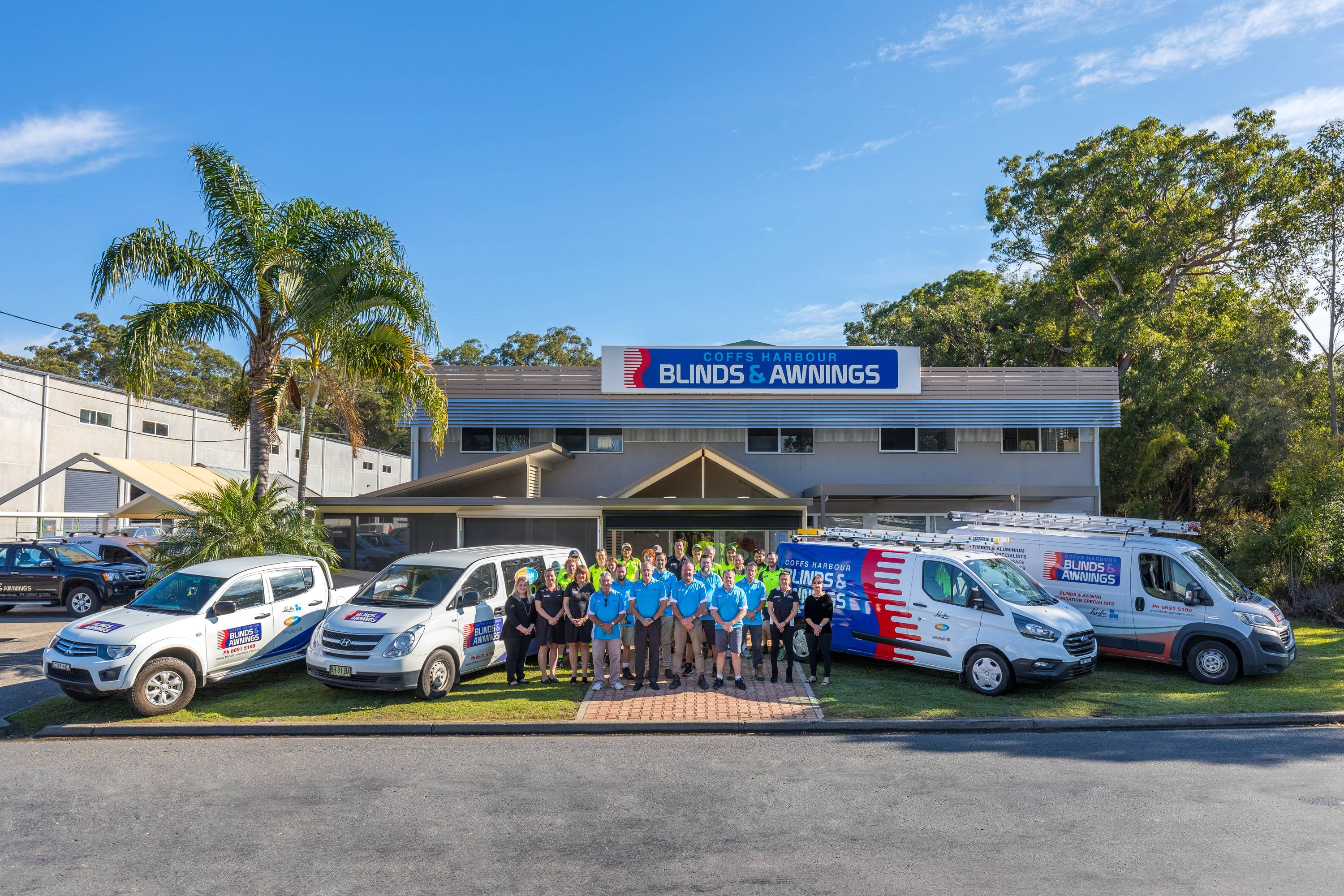 Luxaflex - Coffs Harbour Blinds and Awnings - About Us