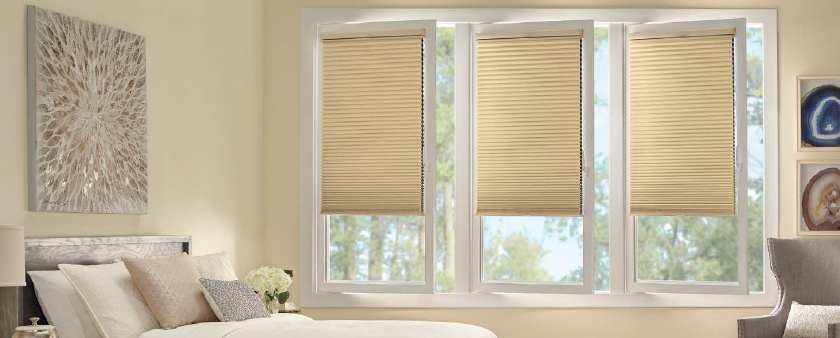 Duette Shades - TrackGlide System