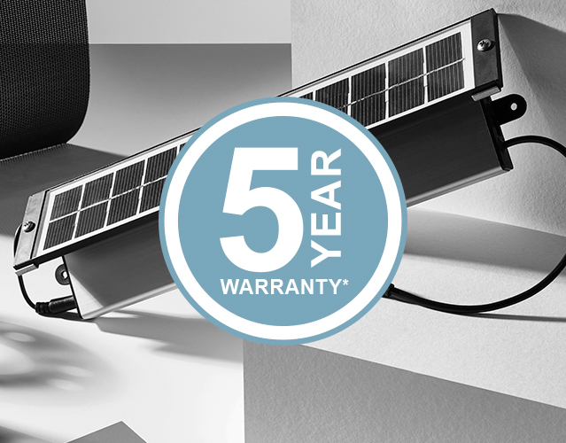 Component - Photon One Solar Motor 5 Year Warranty