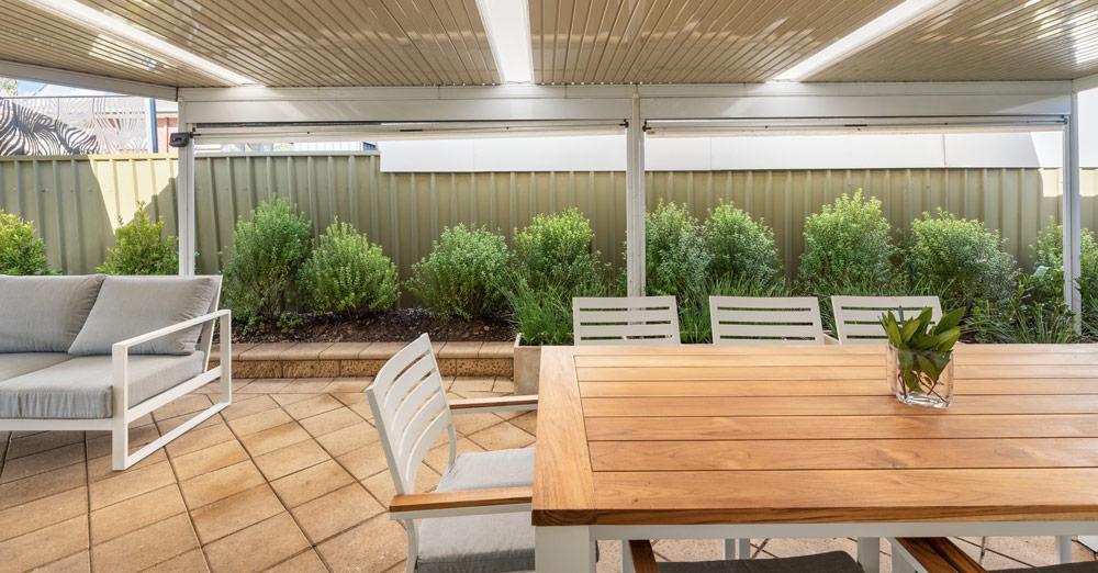 Selling Houses Australia - Season 13, Episode 7, Rear Entertaining Area