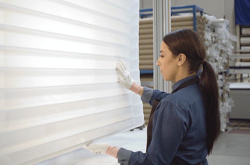 A Supplier you can trust, Luxaflex products are tested in Australia