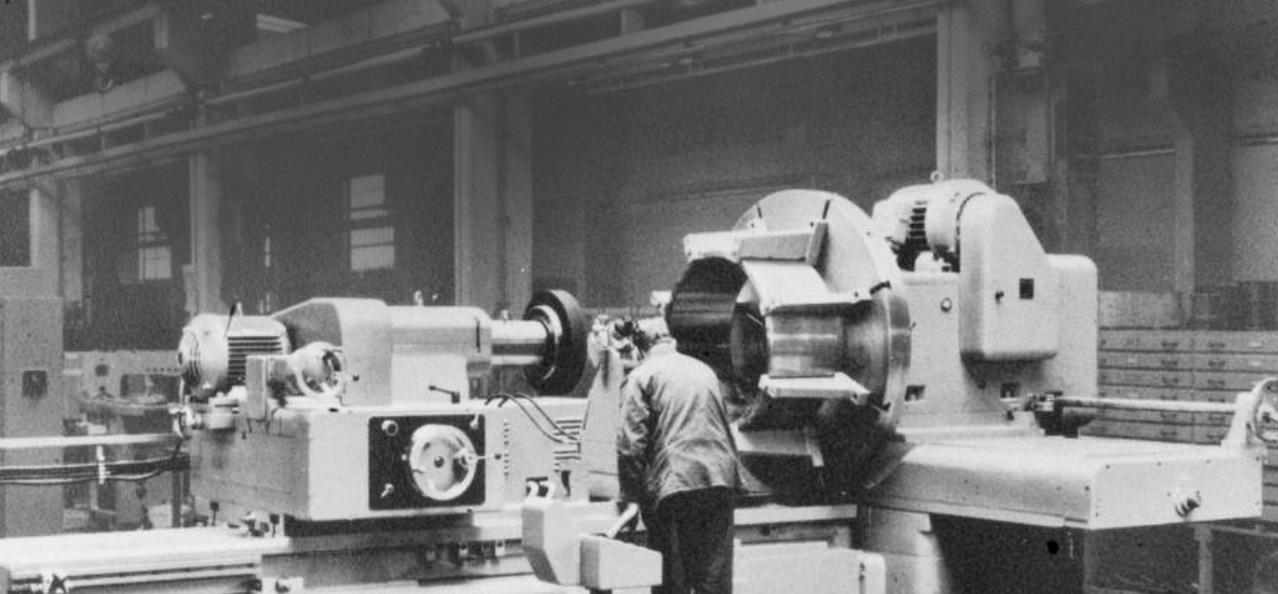 Corp - History 1947