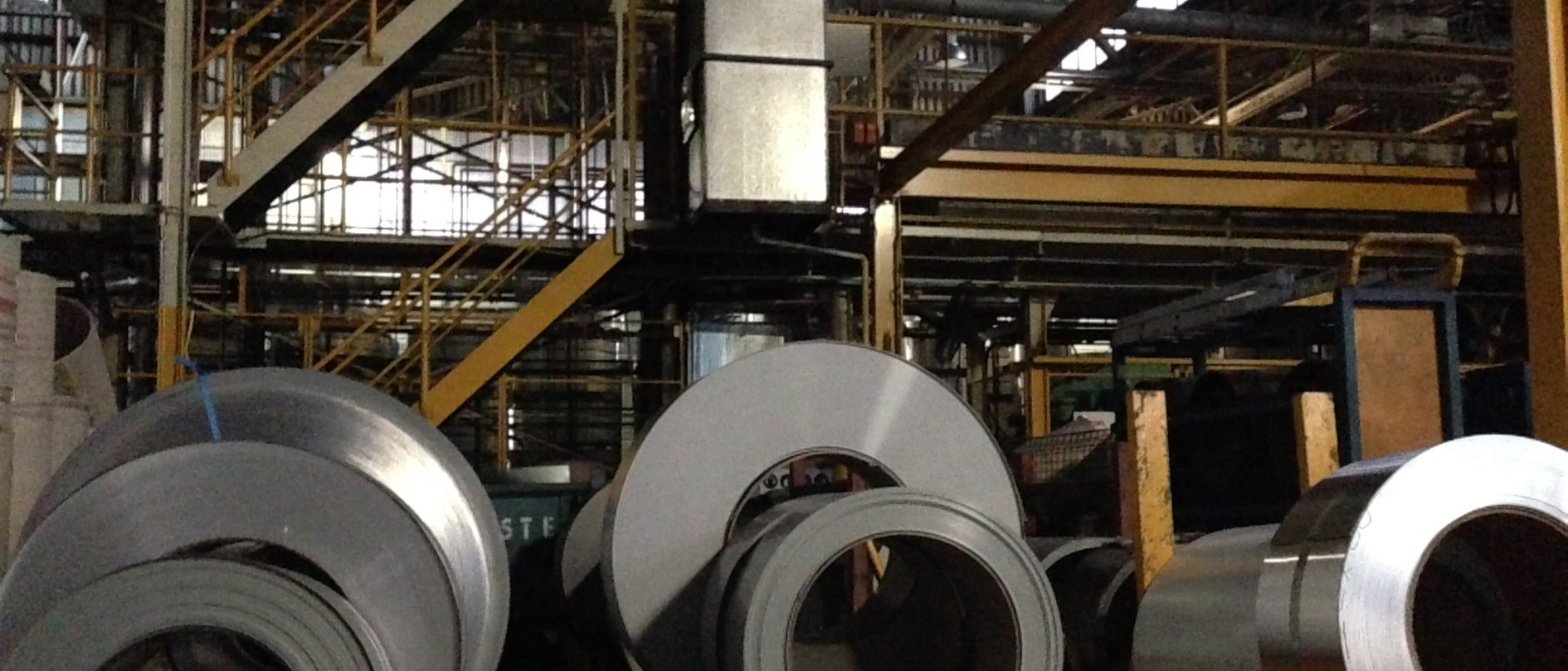 Corporate - Company - Manufacturing - Metals Banner