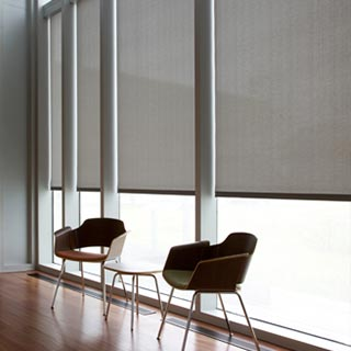 Corporate - Roller Blinds