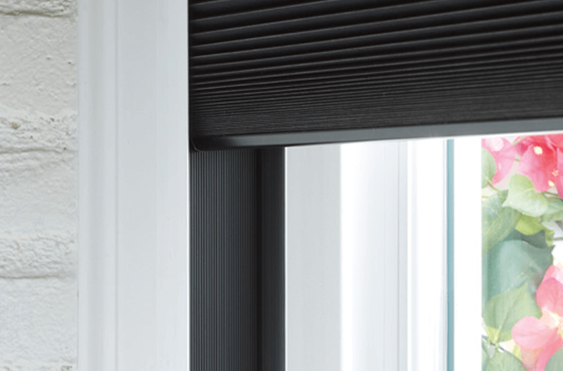 Luxaflex Duette Shades Blockout Solutions, perfect for Bedrooms and Media Rooms