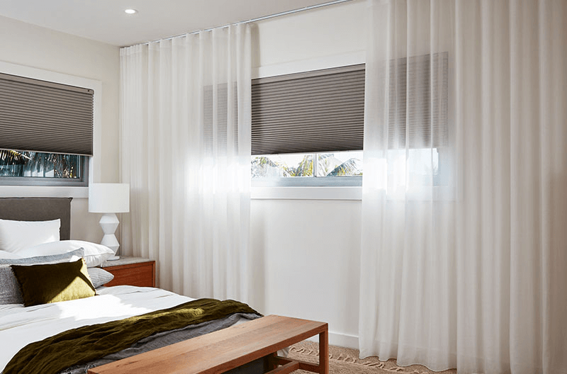 Luxaflex Duette Shades Flexible Solutions for the whole home