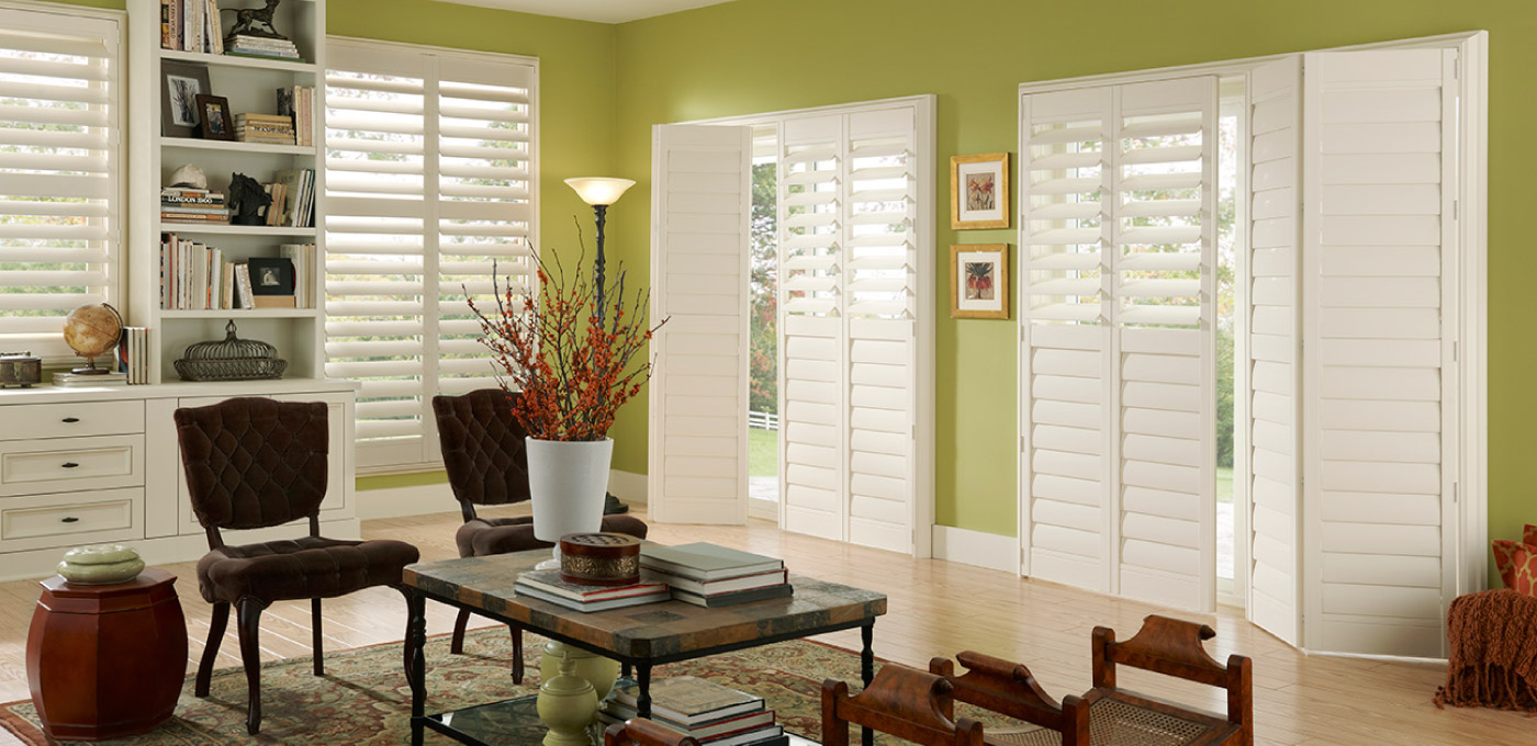 Bi-Fold and Sliding Door Blinds