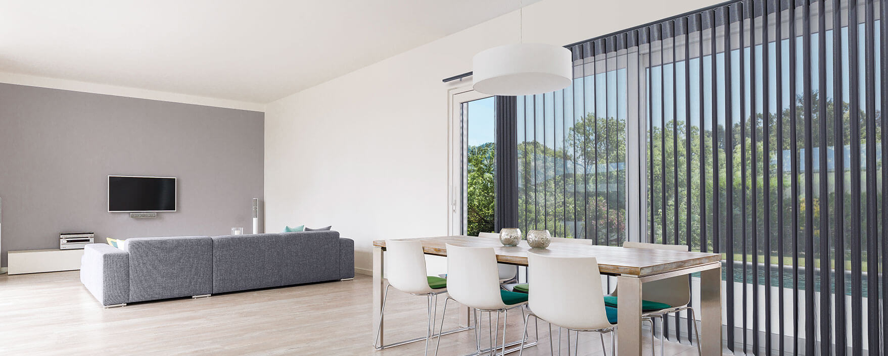 Luxaflex - Products - Blinds - Veri Shades Inspiring Image