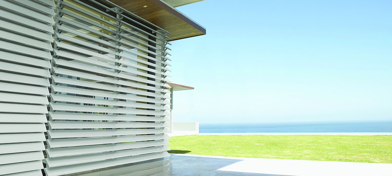 Metal Louvre Awnings Outdoor Awnings Luxaflex 174