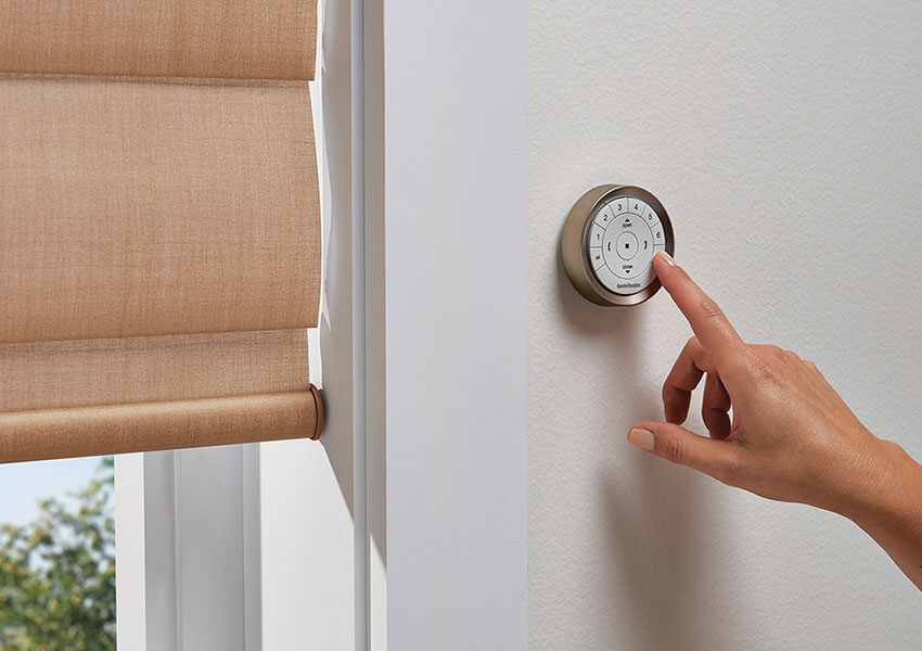 Wall Mounted Surface Remote