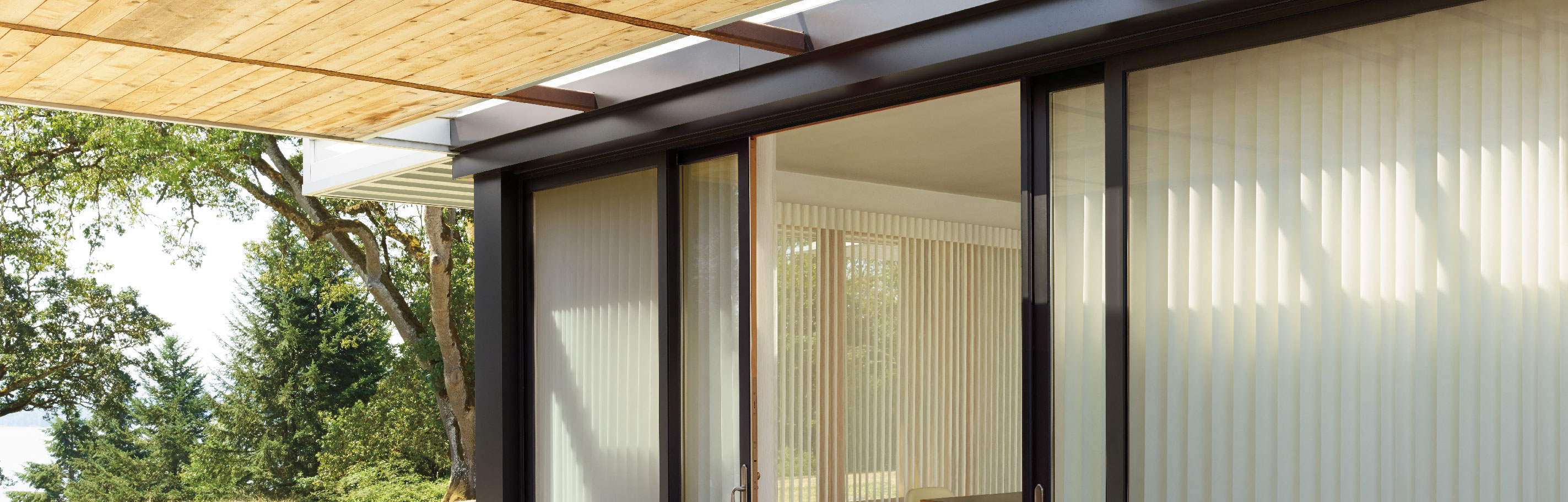 Luxaflex - Products - Softshades and Fabrics - Luminette Privacy Sheers Bottom 2