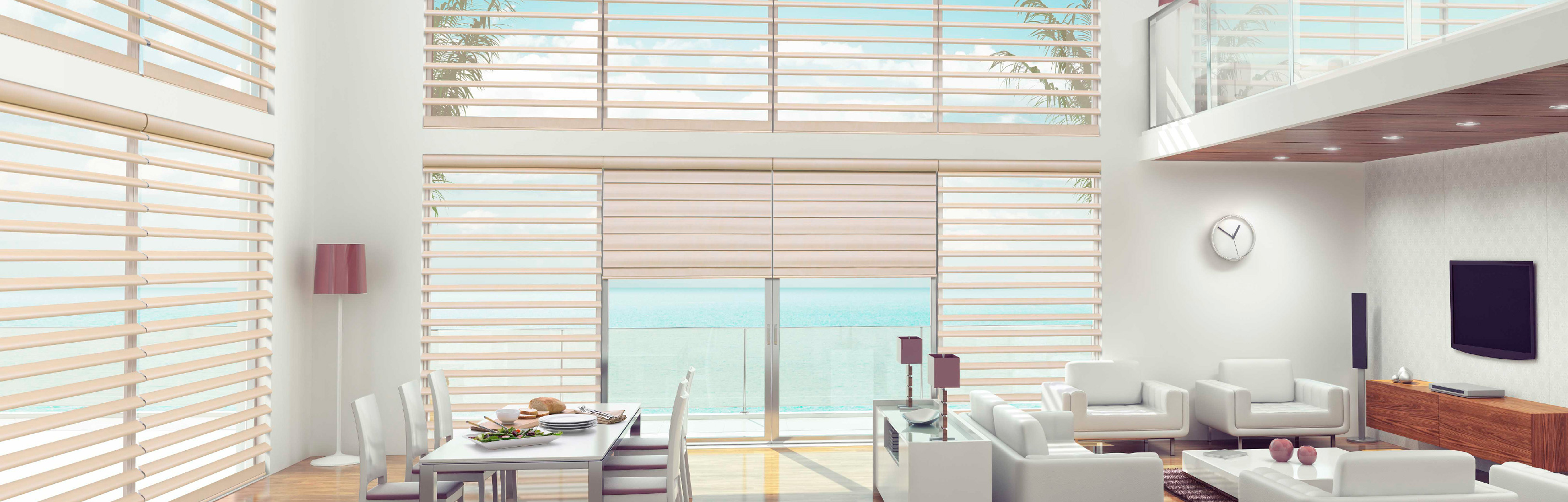 Luxaflex - Products - Softshades and Fabrics - Pirouette Shadings Bottom 2