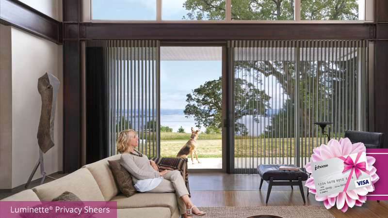 DISCOVER THE LUXAFLEX SOFTSHADES COLLECTION