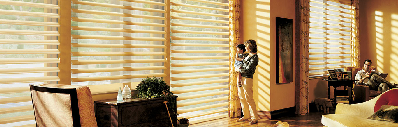 Luxaflex Showcase - Products - Unique Solutions - Hard to Reach Windows Bottom