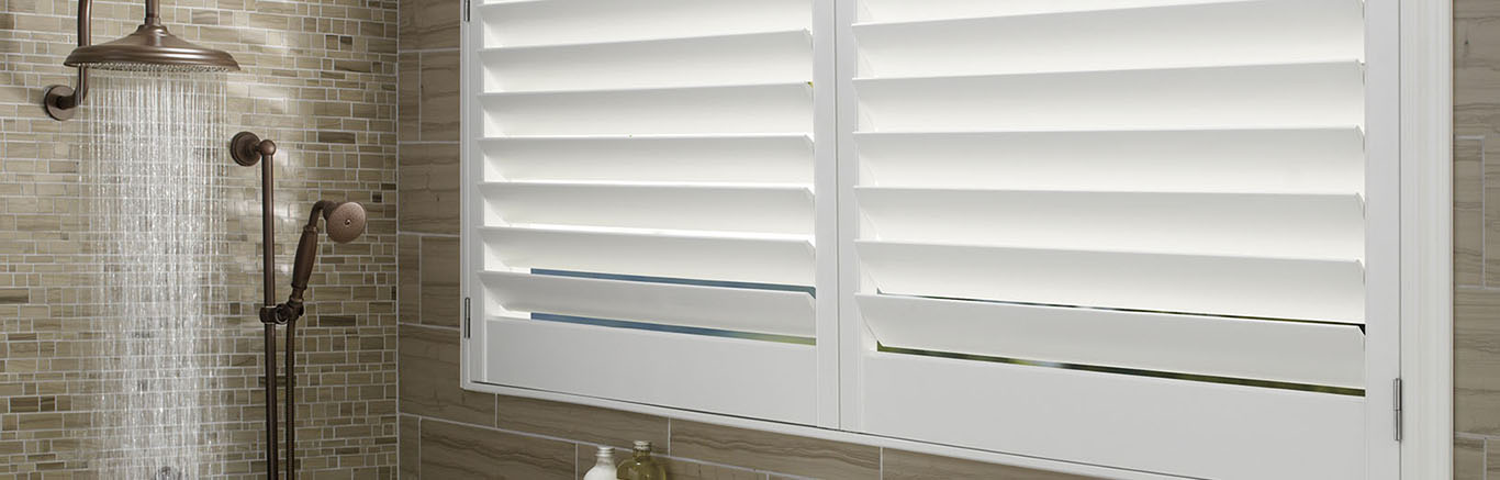 Luxaflex Showcase - Products - Unique Solutions - Humid Rooms Bottom
