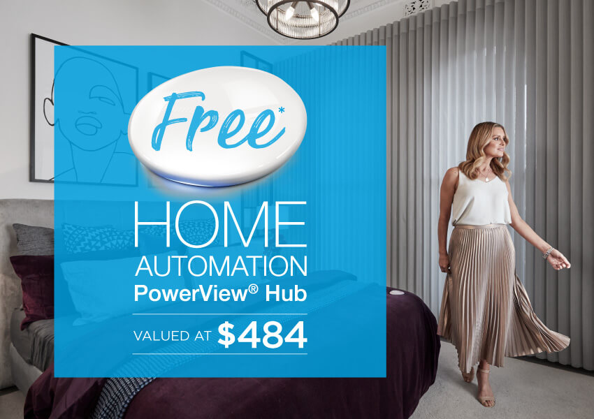 HOME AUTOMATION HUB OFFER NOW ON